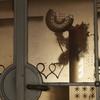 旧朝香宮邸(現東京都庭園美術館) エッチングドアガラス
