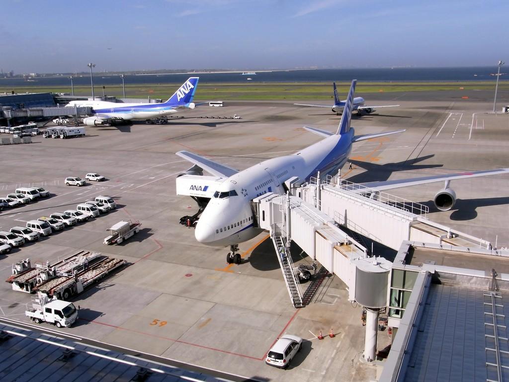 2009_07_25 羽田第二ターミナル