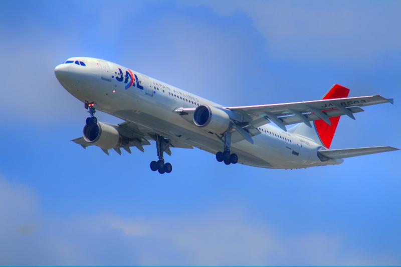 JA8563(A300-600R)
