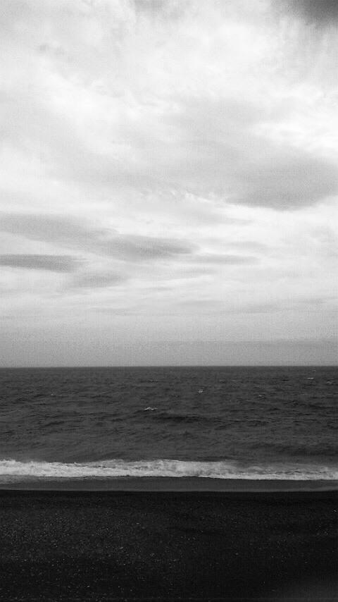 monochrome marine