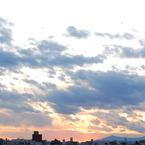 NIKON NIKON D60で撮影した風景(sunset)の写真(画像)