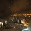 ツェルマットの夜と雪