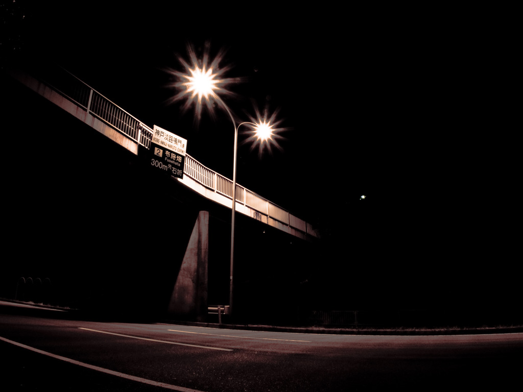 つつじ歩道橋