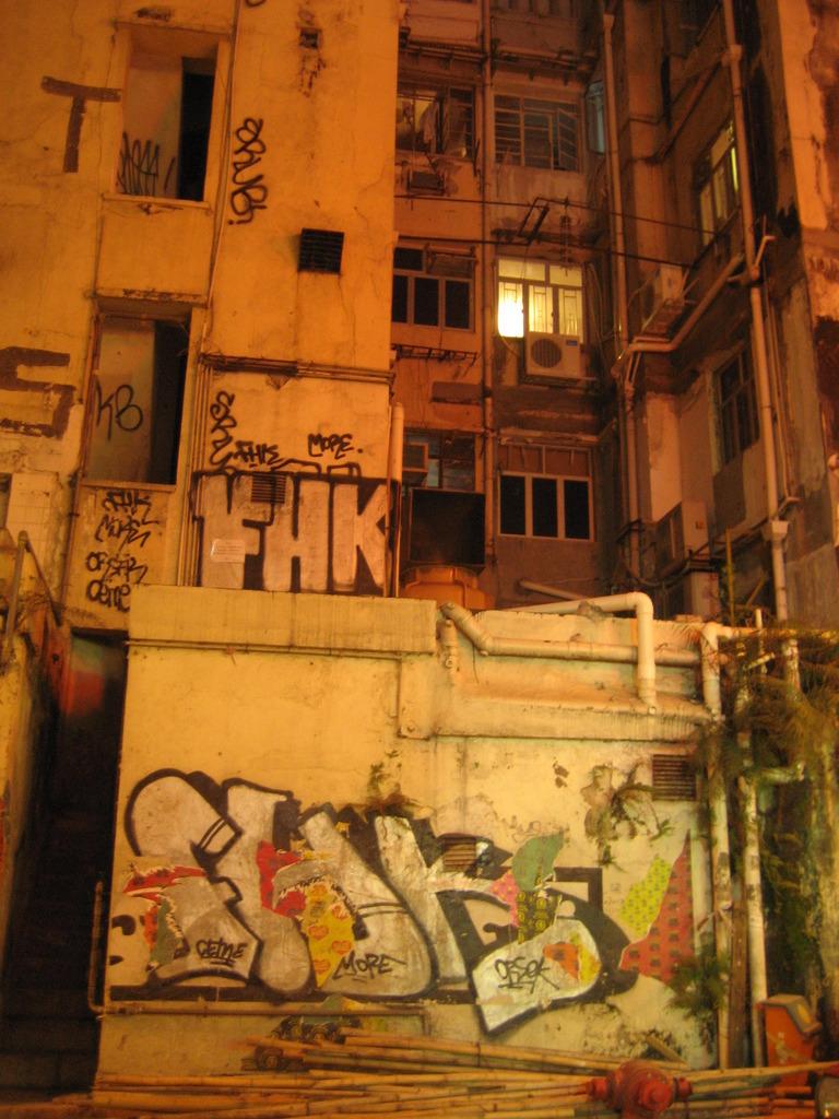 路地裏の隠れ家