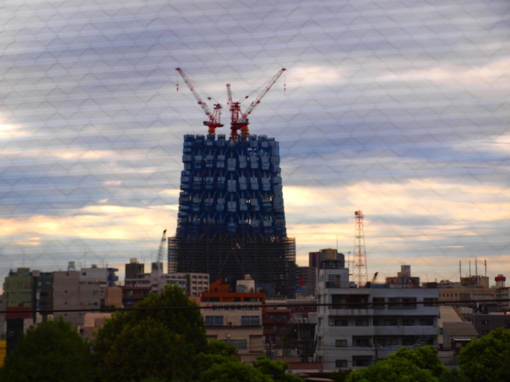 バベルの塔みたい~