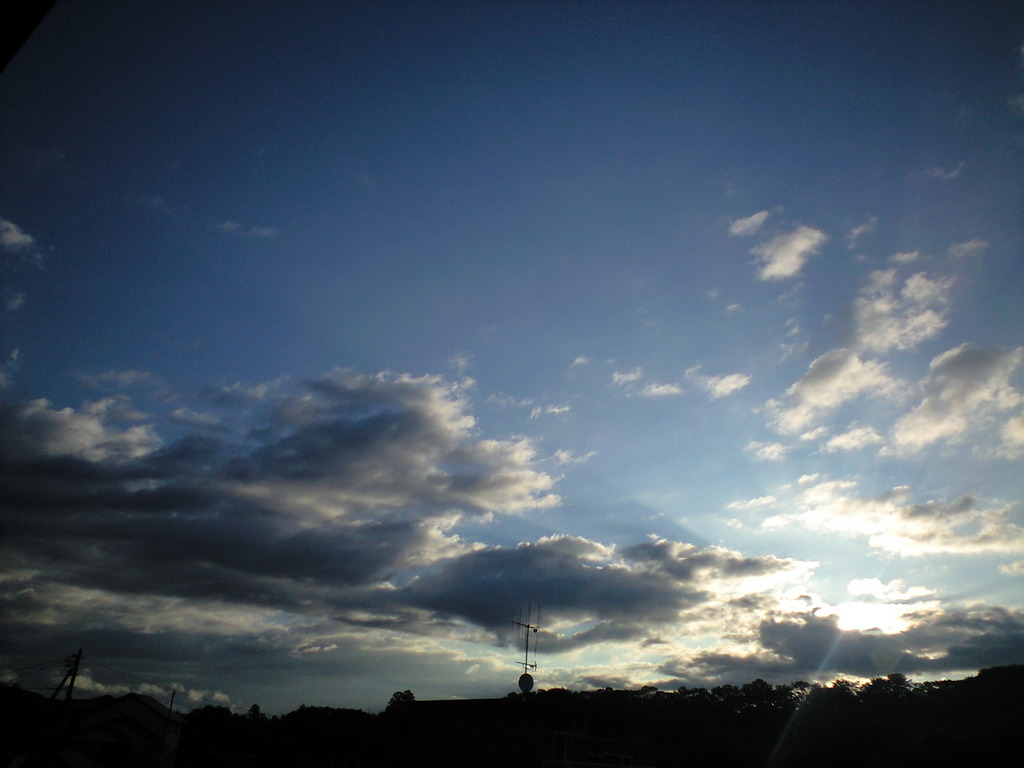 夜明け - sunset -