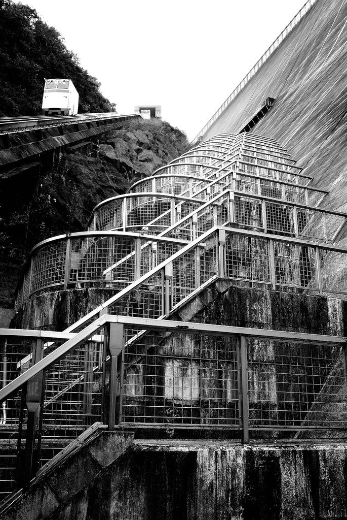 コピペな階段