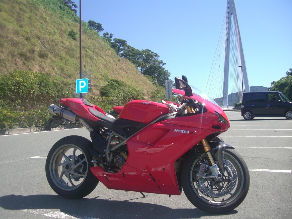 島根県の、何とか橋です(^_^;;