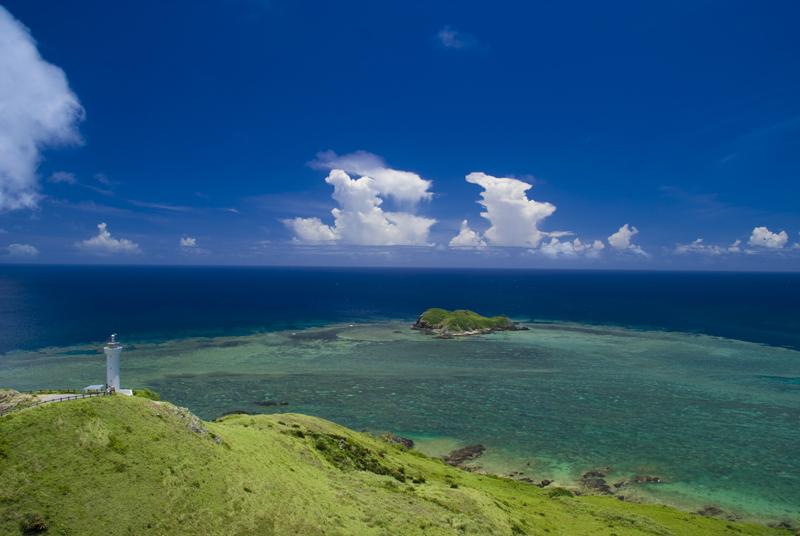 石垣島 平久保灯台