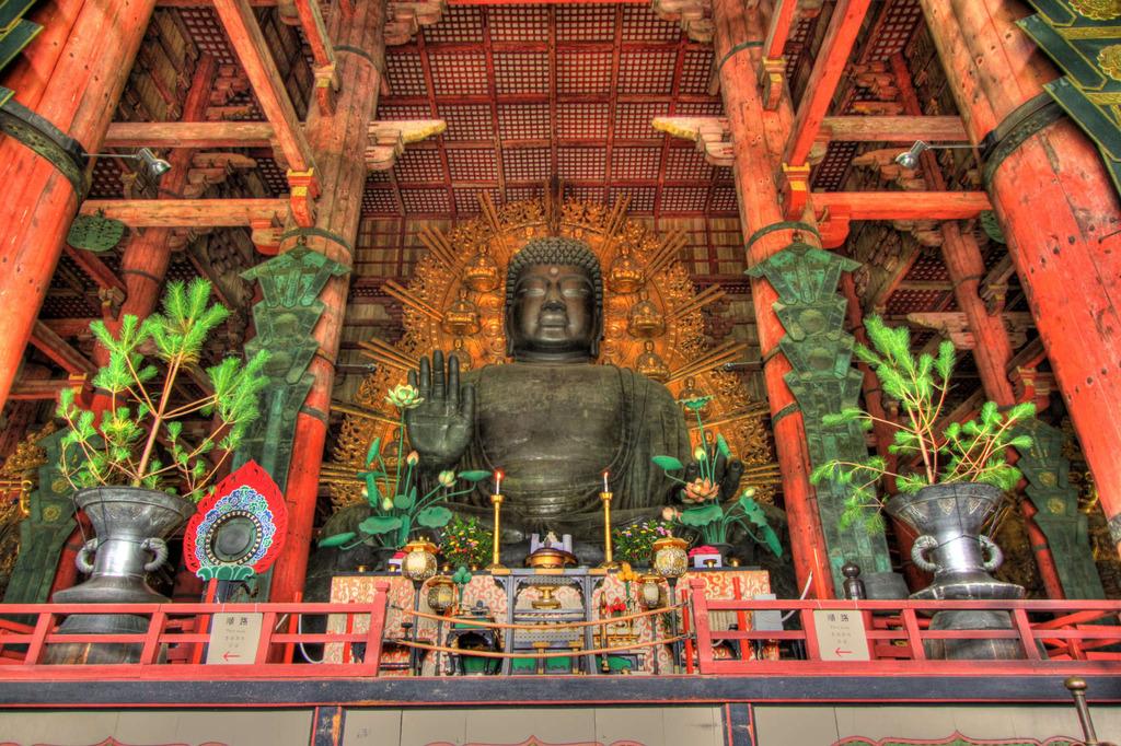 東大寺:大仏様