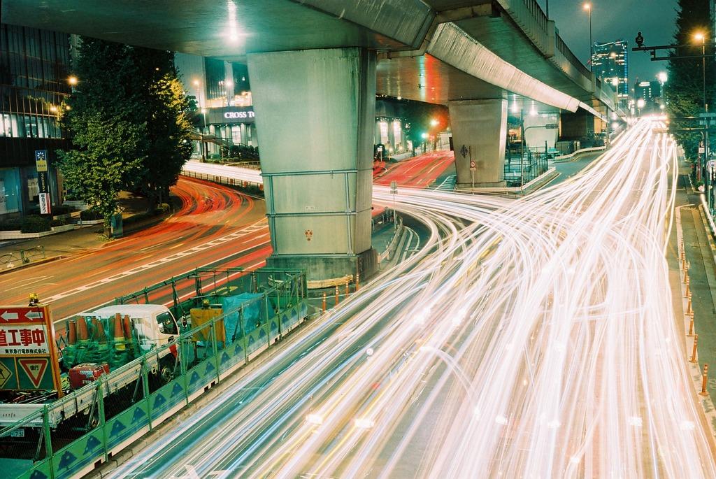 渋谷警察署前その1