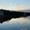 多摩湖 取水塔