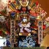 博多祇園山笠飾り山