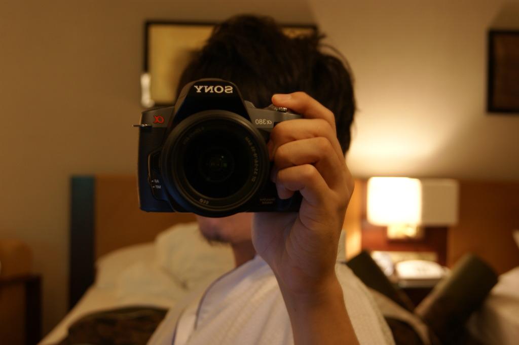 撮る人、撮られる人