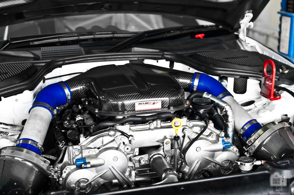 Nismo-380rs-Z33-engine