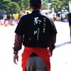 松本そば祭りにて