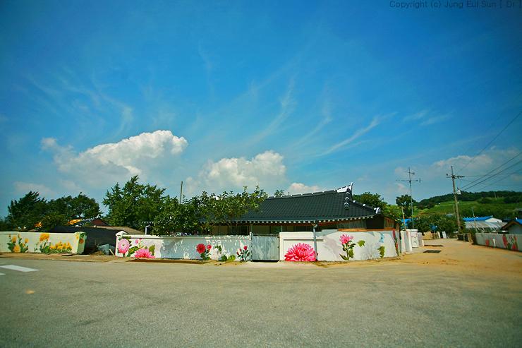 田舍村の 秋 風景 ..#4