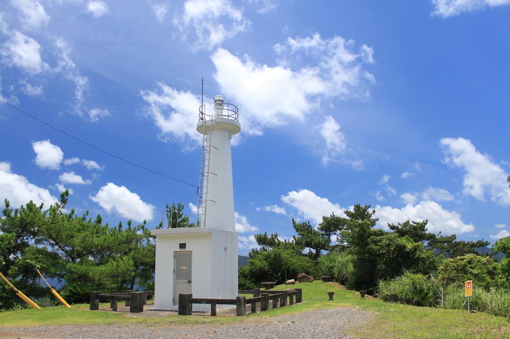 小さな灯台