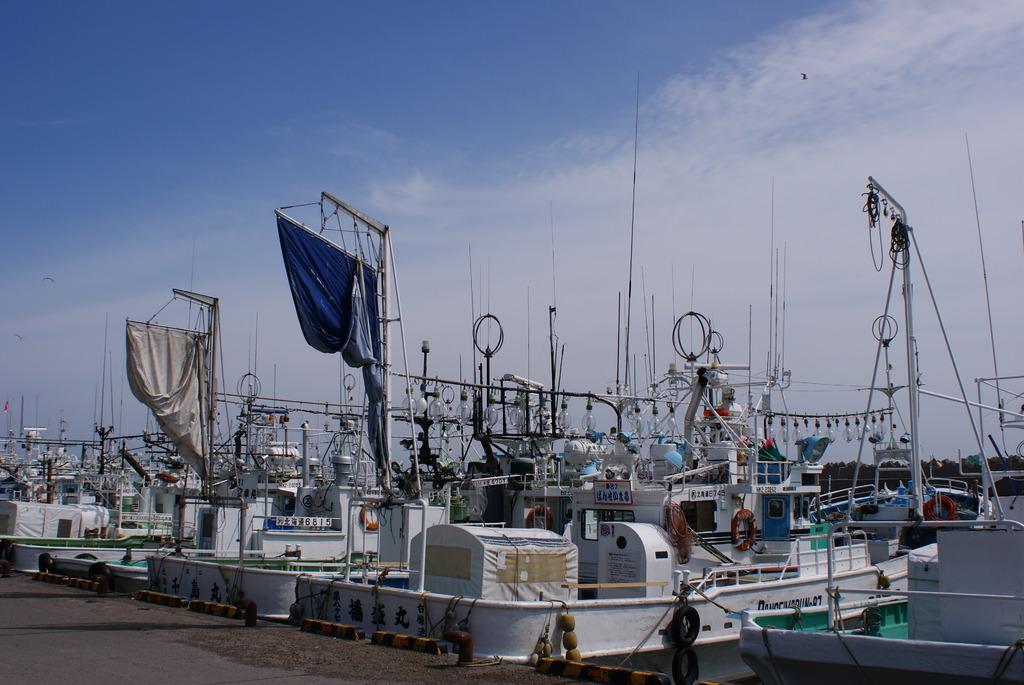 ちいさな漁港