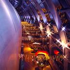 PENTAX PENTAX K-xで撮影した建物(聖夜間近の水族館)の写真(画像)