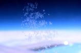 高度3000フィートの結晶