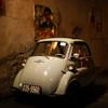 ベネチアの路地裏で