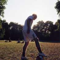 CANON EOS630で撮影した(男は日の下でサッカーしようぜ!!)の写真(画像)