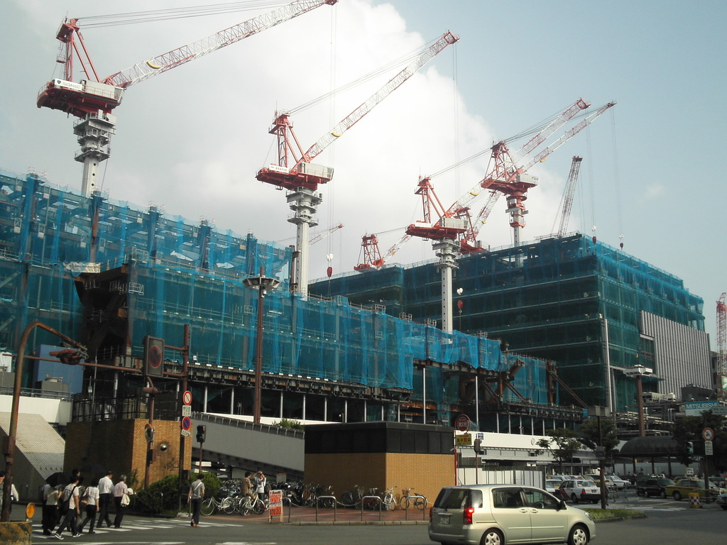Hakata Station 2009.08