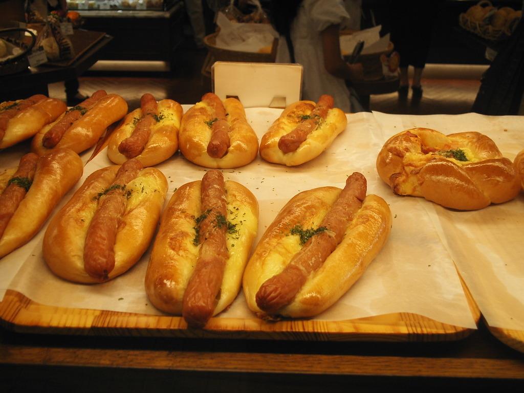 美味しそうなパンたち