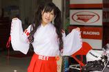 BEET RACING GAL/愛原ゆかさん