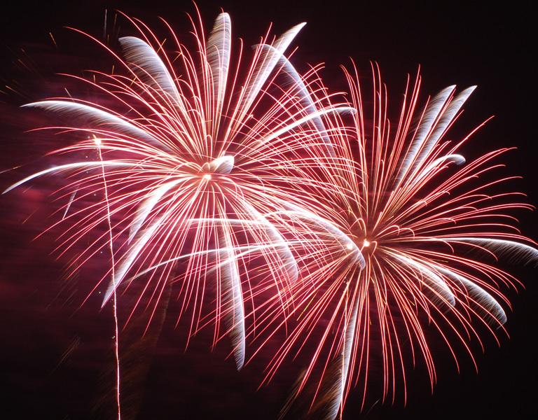 盛岡花火の祭典2009 (1)