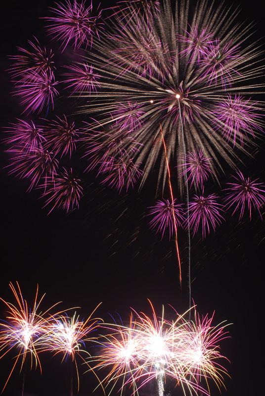 盛岡花火の祭典2009 (7)
