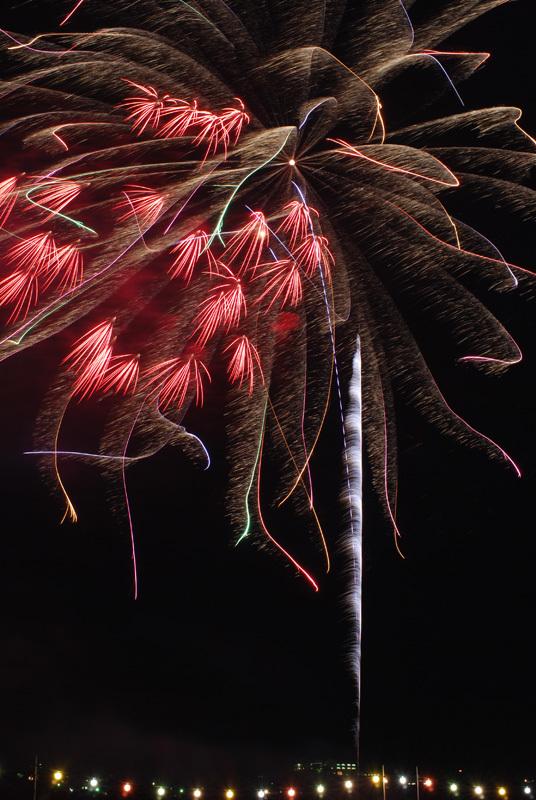 盛岡花火の祭典2009 (4)