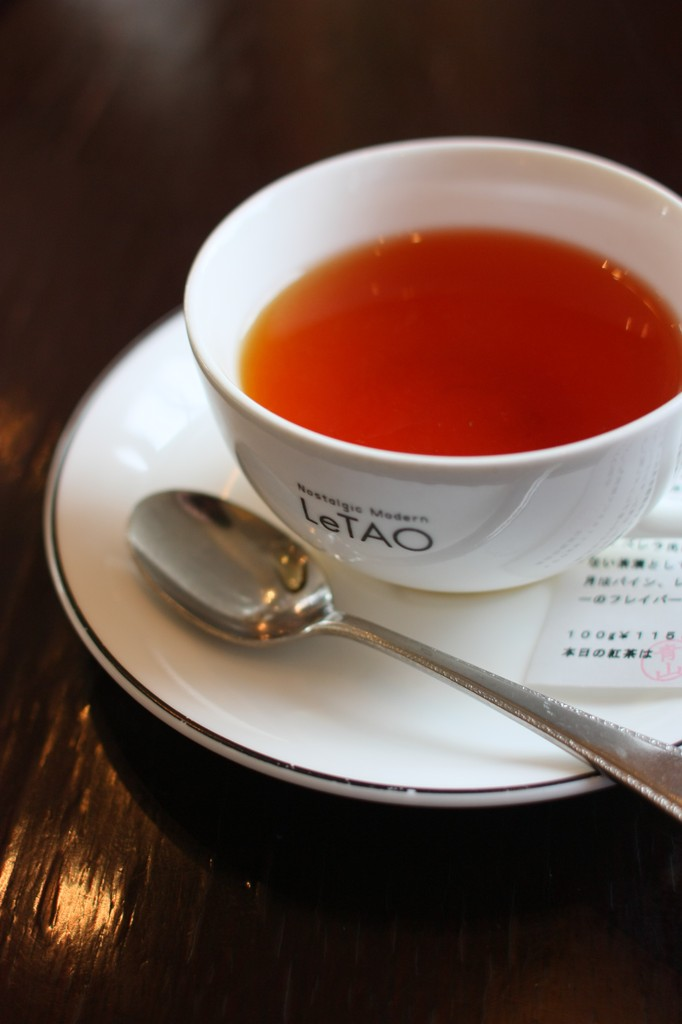 LeTAO 紅茶