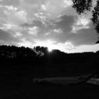 RICOH GR DIGITAL 2で撮影した風景(夕日WB)の写真(画像)