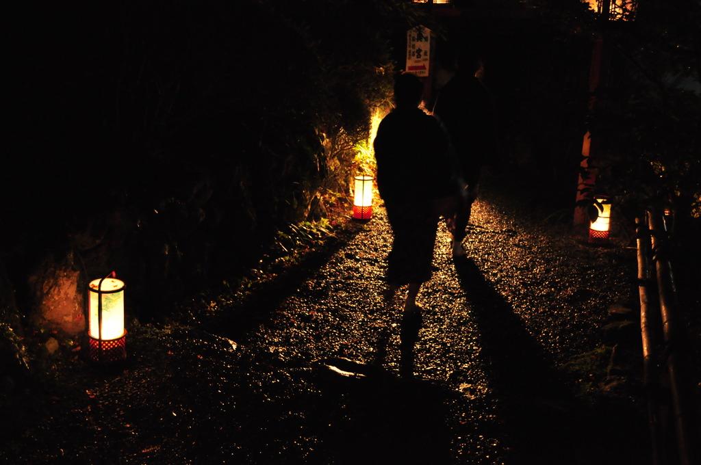 京都らしい影