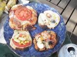 ついにピザ作り!!③