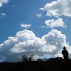 SIGMA SIGMA DP2で撮影した風景(夏雲)の写真(画像)