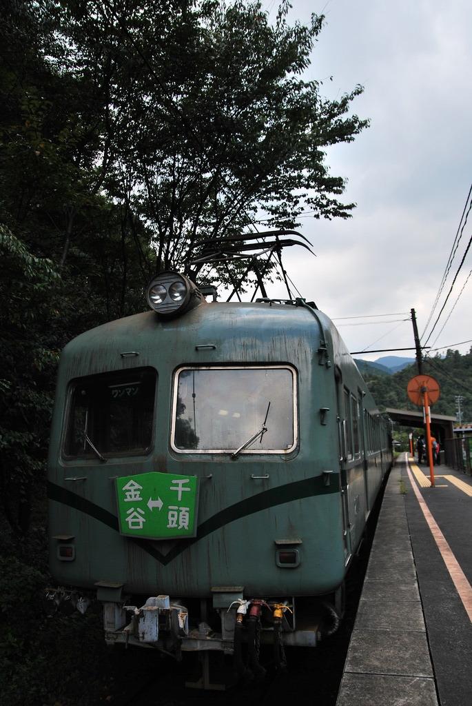 初!鉄道に挑戦!