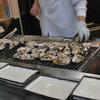 名物、焼き牡蠣