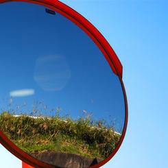 CANON Canon EOS 20Dで撮影した風景(鏡の中の秋)の写真(画像)