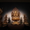 千手観音菩薩坐像と四天王立像