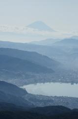 富士見の山