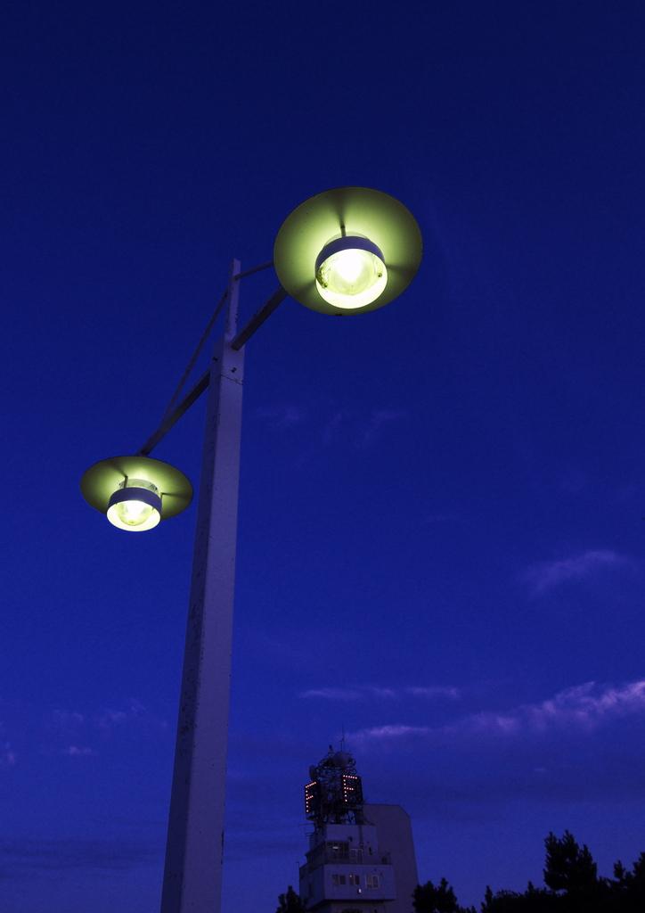 灯り・・・