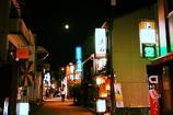 金沢の飲み屋街