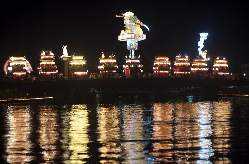 飯田燈籠山祭