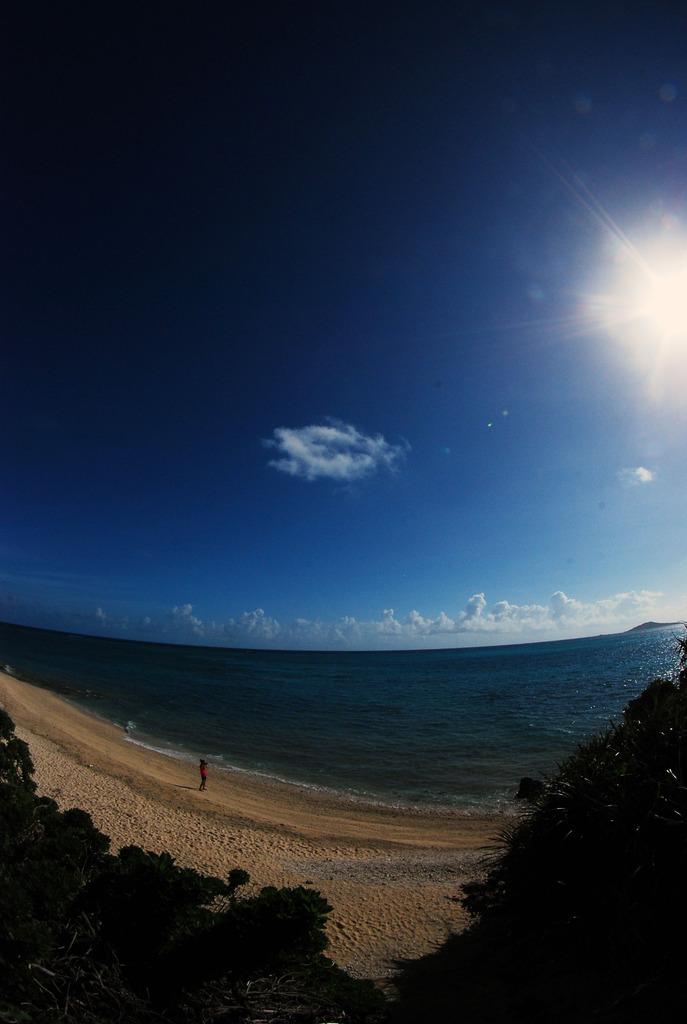 空と海と太陽と君