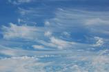 空で波乗り。