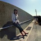 NIKON F3 ハイアイポイントで撮影した風景(お散歩写真)の写真(画像)