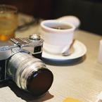 その他のカメラメーカー その他のカメラで撮影した風景(ティータイム)の写真(画像)